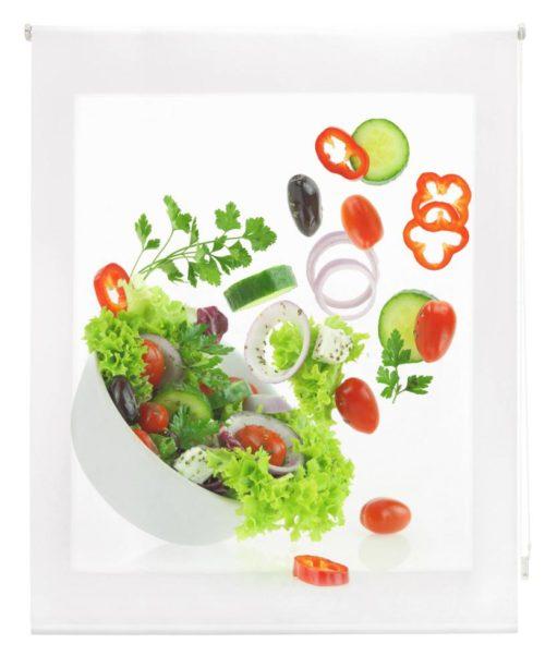 Estor Enrollable Happystor Estampado Digital Cocina HSCC03754