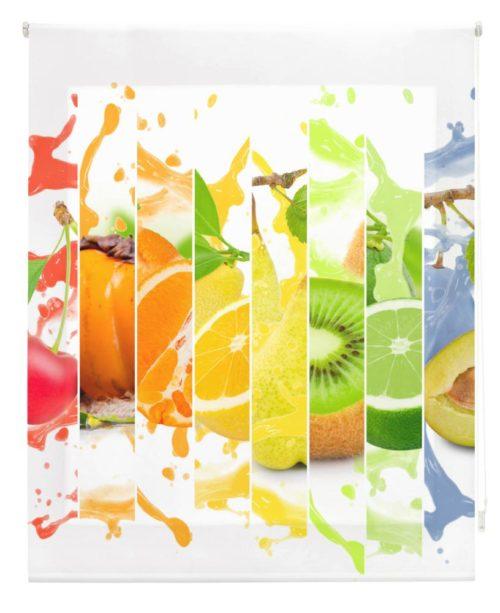 Estor Enrollable Happystor Estampado Digital Cocina HSCC76680