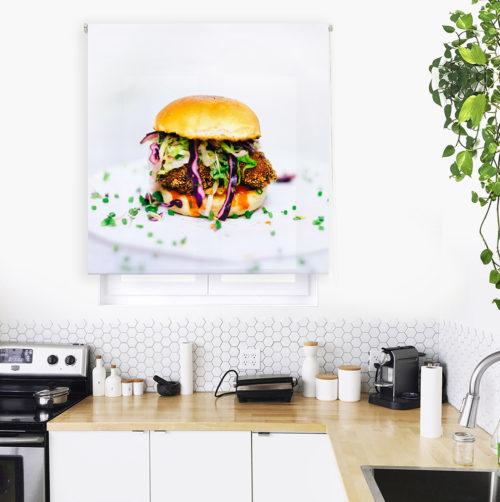 Estor Enrollable Happystor Estampado Digital Cocina HSCCExc058001