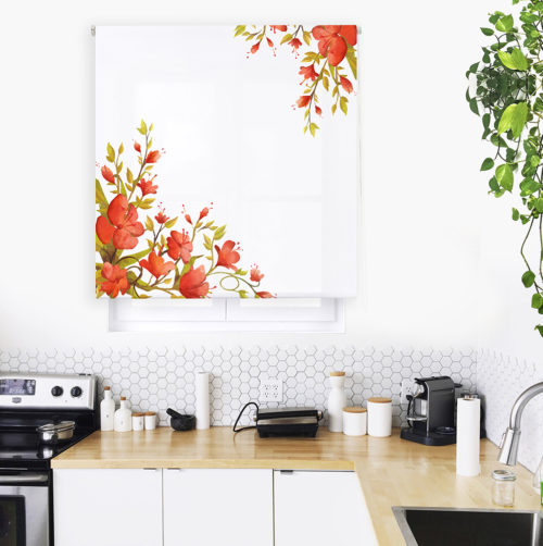 Estor Enrollable Happystor Estampado Digital Cocina HSCCExc058005