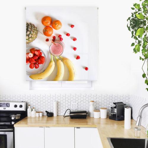 Estor Enrollable Happystor Estampado Digital Cocina HSCCExc058004